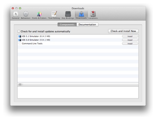 Install the Command Line Tools in Xcode's Downloads preferences.